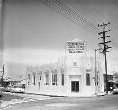 (Fais Do Do) Zetar Building, Los Angeles, 1955 :: Tom & Ethel Bradley Center Photographs2