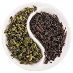 What's the difference between green and black #tea? #foodfacts #healthyliving