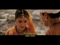 O Rey Chori - Sweet song with Aamir Khan and Gracy Singh. They finally admit what we've known all along. The only problem is the English girl who ruins the song by singing :P