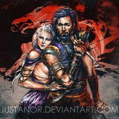 ASOIAF - Desire by JustAnoR.deviantart.com on @DeviantArt