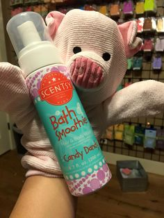This ones for the kids! lunaqtuna.scentsy.us 100% of profits support TNR and stray cats and dogs rescues.