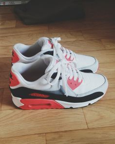 NIKE AIR MAX 90 INFRARED T38.5 via lecoindelodie. Click on the image to see more!