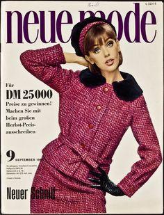 Neue Mode 09.1966 in Bücher, Zeitschriften, Lifestyle & Mode | eBay