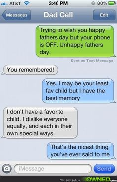 The never-ending love & support. | 14 Things About Your Family Your Phone Has Made Worse