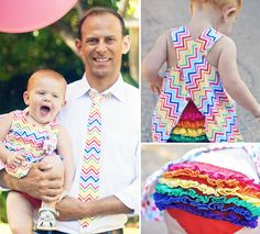 Supercute little girl party dress -mom sewed it the morning of the party- with custom bloomers #hostesswiththemostess