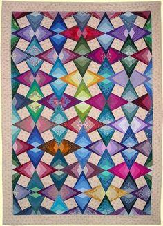 free patterns..Diamond Quilt