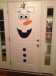 Resultado de imagen para decoraciones de navidad para puertas