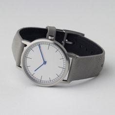 152 Series watch by Uniform Wares. See more designer watches at Dezeen Watch Store: www.dezeenwatchstore.com #watches