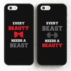 Find More Phone Bags & Cases Information about Set of 2 Every Beauty Need A…