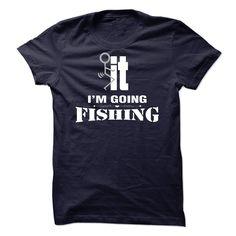 FCK IT IM GOING FISHING T-Shirts, Hoodies. CHECK PRICE ==► https://www.sunfrog.com/Outdoor/FCK-IT-IM-GOING-FISHING-49676003-Guys.html?id=41382