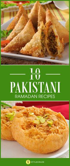 10 Delicious Pakistani Ramadan Recipes You Should Try Did you ever taste Pakistani cuisine? If not, then you have to try out these delicious Pakistani Ramadan recipes to experience one of the tastiest cuisines on the planet. Easy Iftar Recipes, Halal Recipes, Indian Food Recipes, Cooking Recipes, Pakistani Food Recipes, Eid Recipes, Easy Ramadan Recipes, Ramadan Special Recipes, Pakistani Desserts