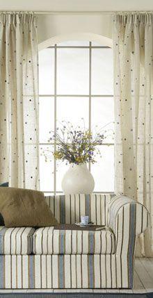 Tende gardinen on pinterest curtains grey curtains and - Tendaggi per finestre ...