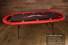 The Ultimate Poker Table