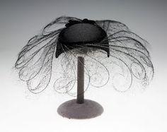 Stylin Antique Hat, by Josephs NY via Idiosyncratic Fashionistas