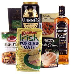 Ireland Traditional Food | Grants Irish Stew, Flahavan's Irish Porridge Oats, Taylor's Irish ...