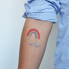Temporary tattoo!
