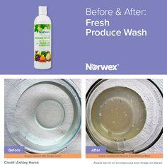 Fresh Produce wash