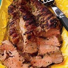 Jamaican Jerk Pork Tenderloin Recipe | MyRecipes.com Mobile