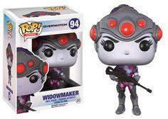 Funko Pop! Overwatch: Widowmaker - The Mighty Collector