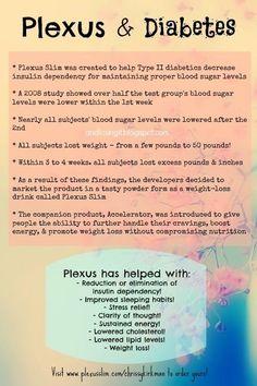 Plexus and diabetes