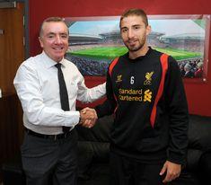 Borini completes LFC transfer - Liverpool FC