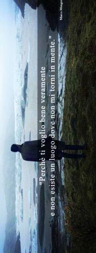 """Marco Mengoni """" Perchè ti voglio bene veramente e non esiste un  luogo dove non mi torni in mente"""" - Ti ho voluto bene veramente <3 bellissima #MarcoMengoni #tihovolutobeneveramente #testi #canzoni #frasi #ispirazioni #amore #musica"""