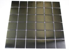 An excellent metal tile including stainless steel materials and looking and have a size of square two by two inches. Many people now using this metal tile i.e stainless steel tile for their domestic and commercial purposes. This metal tile looks beautiful and eye catching and have a nice lighting effect inside it.The metal tile contains following properties: