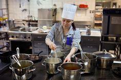 Kokin mahdollisia työpaikkoja ovat erilaiset kahvilat, henkilöstö- ja à la carte -ravintolat sekä juhlapalvelu- tai matkailuyritykset.