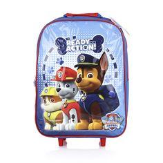 Paw Patrol Trolley Bag