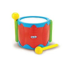Little Tikes Tap-A-Tune Drum (or other age appropriate drum)
