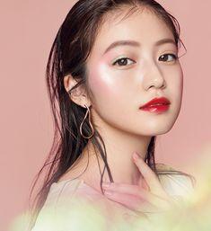 Japanese Makeup, Japanese Beauty, Asian Beauty, Natural Beauty, Beauty Makeup, Hair Makeup, Korean Eye Makeup, Asian Makeup, Asian Model Girl
