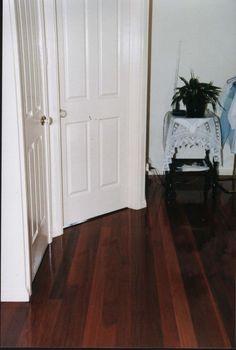 Jarrah timber flooring by Timber Floors Pty Ltd Ph 02 9756 4242