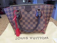 BRAND NEW WITH TAGS LOUIS VUITTON CAISSA TOTE...