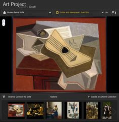 Great lesson ideas for using Google Art Project in your classroom. Google Art Project, Connect The Dots, Art Projects, Project Ideas, Art Google, Artwork, Education, Museums, Diy
