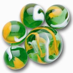 """Mega Marble - Jungle Mammoth - Large 1 Inch Glass Marble Play for fun. Play for keeps! by FS-USA & Mega-Fun This impressive """"Mammoth"""" sized glass marble measures in at over inches in diam How To Play Marbles, Marble Board, Glass Marbles, Venetian Glass, Wooden Puzzles, Glass Paperweights, Glass Ball, Paper Weights, Shades Of Green"""