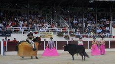 Román, José Garrido y el que elija el público, en Garlin - Mundotoro.com #toros #toreros #cartel