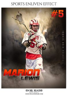 MARION-LEWIS-LACROSSE SPORTS TEMPLATE- ENLIVEN EFFECTS