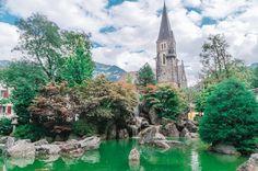 9 Pueblos de los Alpes suizos que tienes que ir - La mochila al hombro