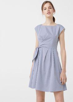 Popeline-kleid | MANGO