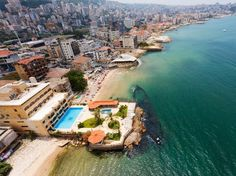 Beruit, Lebanon. A little warm, but the city is beautiful and the people are amazing!