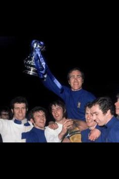 #Chelsea's 1st FA Cup