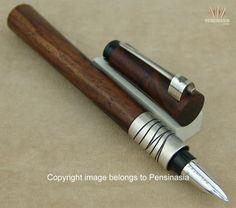 Wood Fountain Pen   Waterman Serenite Wood Fountain Pen