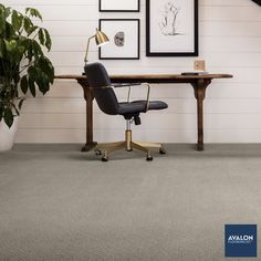 Anderson Tuftex Mosaic Family Friendly Carpet in the Oak Ridge color | Available at Avalon Flooring | Starting at $3.29/square foot | #carpet #familyfriendlycarpet #carpeting #homedesign