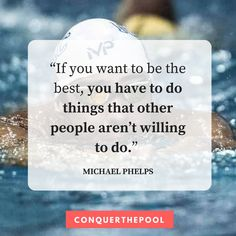 Conquer the Pool: The Swimmer's Ultimate Guide to a High Performance Mindset