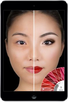 Augmented Reality For Trying On Makeup Is A Booming Business | TechCrunch