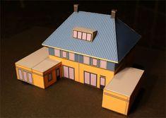 Bouwplaten van huizen op maat