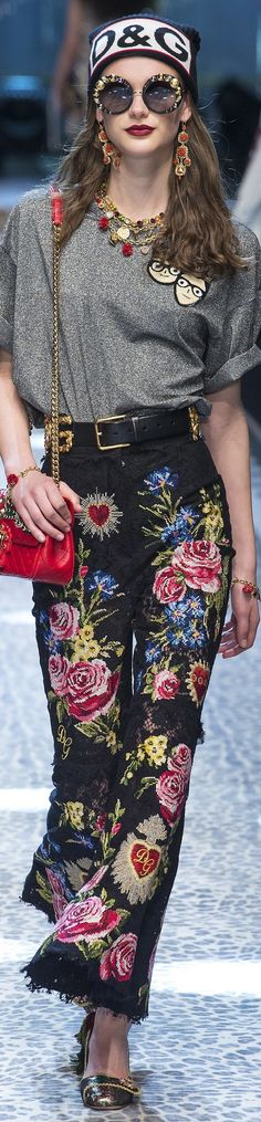 Dolce and Gabbana FW 2017