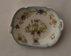 Dollhouse-Miniature-Artisan-Teresa-Welch-Porcelain-Platter-French-Quimper-China