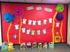 Design a t-shirt contest to help The Lorax Save the Trees.