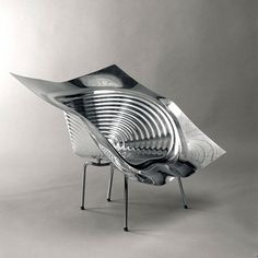 The Uncut Chair by Ron Arad